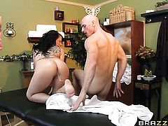 Johnny Sins is ready to make ultra sexy Casey Cumzs every anal fantasy come to life after suck job