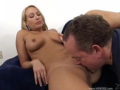 Long Haired Milf With Hot Ass Gets Her Shaved Pussy Pounded Hardcore