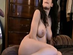 Anal and cum in mouth on real homemade