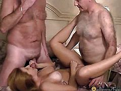 Threesome tube