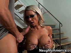 Emma Starr knows no limits when it comes to fucking with hard cocked bang buddy Bill Bailey