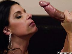 Bill Bailey is horny as hell and cant wait any more to screw Asian India Summer