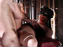 Alec Knight and Mr. Pete enjoy anal sex they will never forget