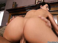 Kortney Kane loves to fuck and cant say No to hot dude Rocco Reed