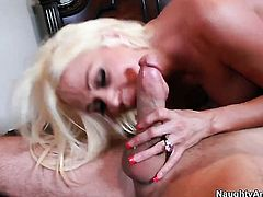 Nikita Von James is a hard dick addict and her bang buddy James Deen knows it