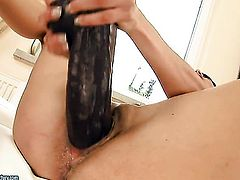 Betty Stylle cant live a day without masturbating
