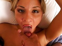 Monica Sweetheart - Cum in my mouth