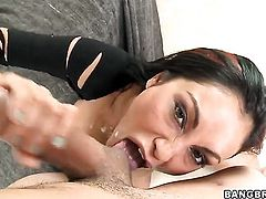 Priya Rai sucks a dick