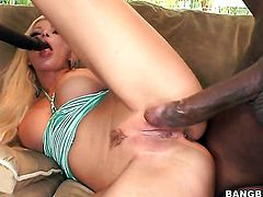 Jenna Lovely spends her sexual energy with rock hard sausage in her mouth