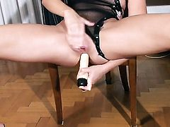 Cherry Jul bares it all on cam