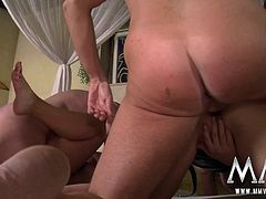 A wild swinger foursome only for members. They are in this for the fun and swing!!