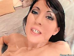 Kenna Kane enjoys the warmth of dudes sturdy love wand deep in her twat