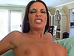 Sexy MILF assfucked and anal creampied by BBC