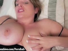 Dreaming of Sex Maggie Gets Fucked!