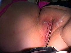 Hot white wife and huge bbc while hubby films pt2