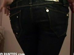 Let me shake my ass for you in tight skinny jeans