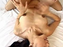 Bigtitted Aya Kurosaki and her shag buddy spend A day in the nude inside sofa fucking.