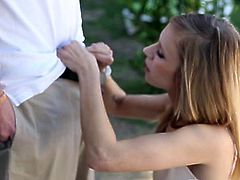 Rachel and her pussy pumped up hard by her Ex