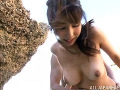 japanese slut takes a dick from behind