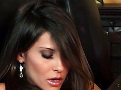 Madison Ivy masturbating with wild passion