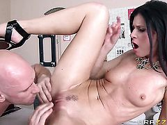 India Summer loves Johnnys rod