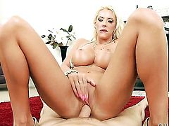 Courtney Taylor fucking like a first rate anal whore