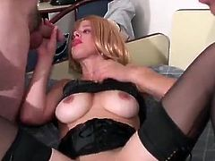 french voyeur papy in wild threesome gangbang orgy
