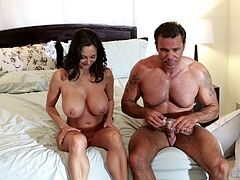 MILFs talk about fucking younger guys in this compilation
