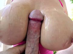 Visit official Evil Angel's HomepageTime for this voluptuous Asian whore, Kianna Dior, to deal this monster and crack it between her juggs and her warm lips during top outdoor POV