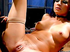 Latin Ann Marie Rios gets her lesbian slit fingered by Alexis Amore the way she loves it