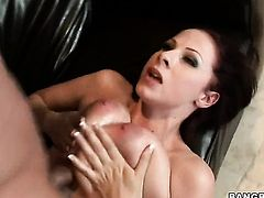Gianna Michaels is spreading her legs