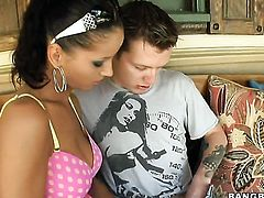 Angel Dark is having an affair