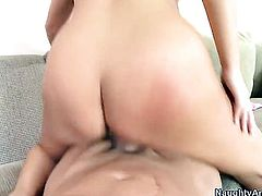 Tina Lee gets her beaver fucked by Billy Glide for your viewing enjoyment