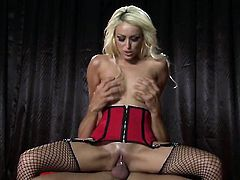Breanne Benson is such a nasty blonde slut