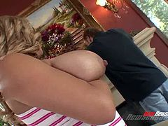 Brandy Talore and her great rack are here for hard fucking