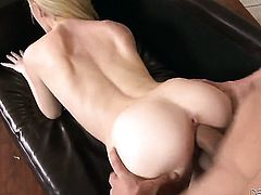 Will Powers is horny as hell and cant wait any longer to fuck enchanting Skylar Greens mouth