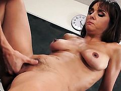 Cytherea gets her hole dicked by horny dude