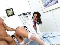 Ramon wants to bang flirtatious Veronica Avluvs wet wet spot forever