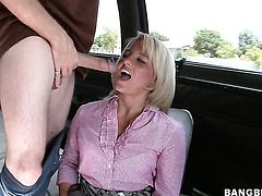 Casey Cumz getting face drilled for your viewing pleasure