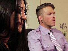 Bailey Blue has some dirty sex fantasies to be fulfilled in cumshot action