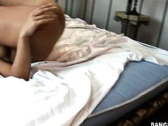 Lea Lexus is horny as hell and gives cock massage with wild passion