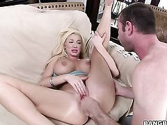 Milf Summer Brielle satisfies guys sexual desires and then gets her lovely face painted with cock cream