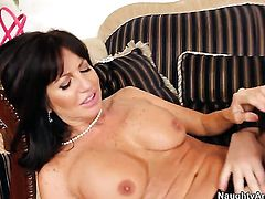 Tara Holiday with juicy butt fucks a lot before Dane Cross gets enough
