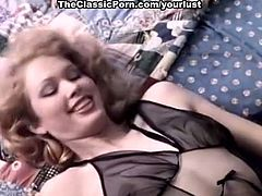 Horny cowboy gives this slut some pretty intense sensations in the bedroom