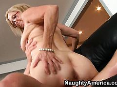 Annabelle Brady gets stuffed good and hard by Michael Vegas