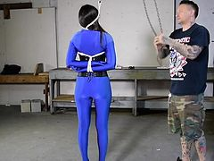 Nyssa Nevers Tied Up Tight