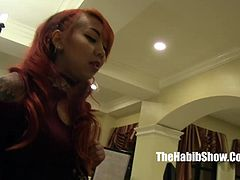 asina freak kimberly chi gangbanged by bbc macana man