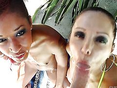Mark Wood gets pleasure from fucking Latin Skin Diamond