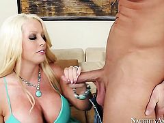 Asian Alura Jenson with big bottom and hairless beaver does dirty things with horny fuck buddy Bill Bailey