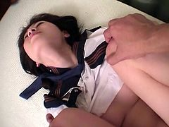 JPN School Girl Unbelievable Angel Creampie UNCONCERNED